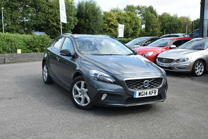 Volvo V40 CC D2 LUX PS